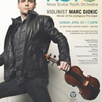 NSYO+Spring+Concert+featuring+violinist+Marc+Djokic