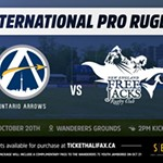 International+PRO+Rugby+-+Ontario+Arrows+vs+New+England+Free+Jacks