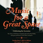 Music+For+a+Great+Space%3A+Celebrating+the+Feast+of+the+Ascension